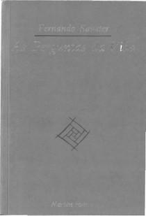 Fernando Savater - As Perguntas da Vida