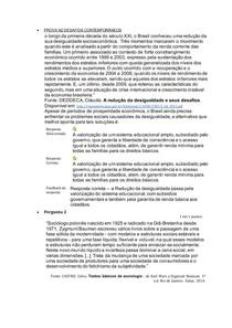 PROVA N2 DESAFIOS CONTEMPORÂNEOS