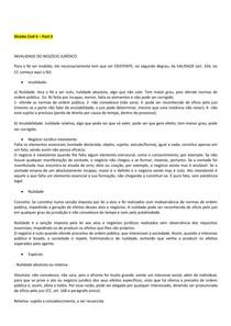 Direito Civil II - Part II
