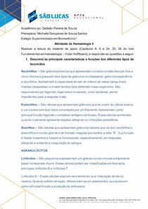 ATIVIDADE DE HEMATOLOGIA 4