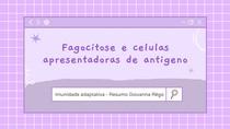 Fagocitose - Imunologia I (MHC I e MHC II)