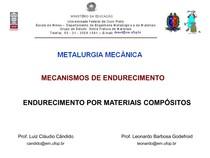 Mec. de Endur. - 8 - Compósitos