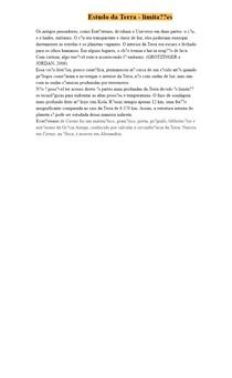 Estudo da Terra -limitações, Eratóstenes