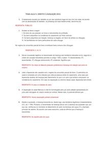 Aula-tema 05 AVA Direito e Legislação