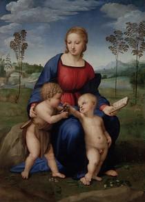 Raphael Sanzio - Madonna del cardellino
