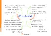 Criatividade - Mapa Mental