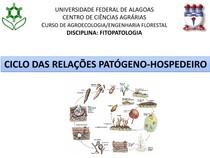 Aula Ciclo patógeno-hospedeiro