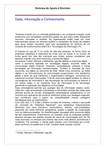 Dados informação e conhecimento 7