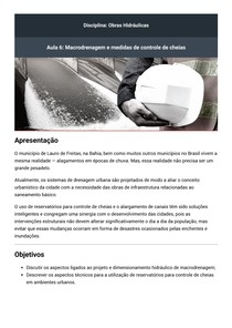 aula6 obras hidraulicas