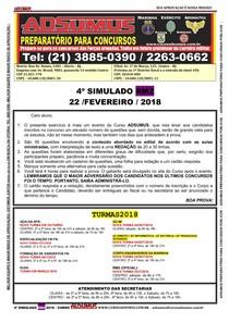 4 SIMULADO - RM2 - 25FEV2018 - I