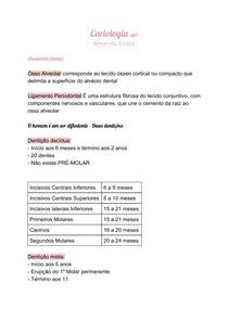 Cariologia ap1