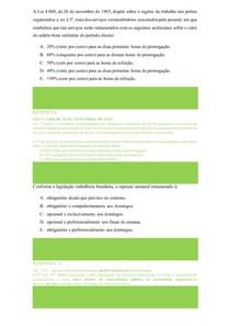 10 QUESTÕES DIREITO DO TRABALHO PARTE 2