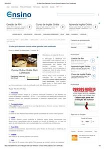 b4d25980a 23 Sites Que Oferecem Cursos Online Gratuitos Com Certificado - 2