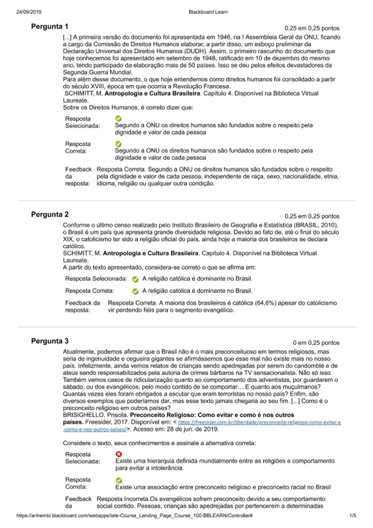Pre-visualização do material atividade 4 de antropologia - página 1