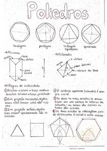 Geometria Descritiva - Poliedros