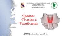 Lamina Tireoide e Paratireoide