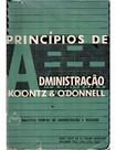 Princípio da administração  Vol 1 o' donnel e kontz