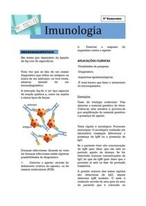 Imunologia- Imunodiagnóstico