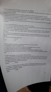 2 BIMESTRE DIREITO TRIBUTARIO UNIARA