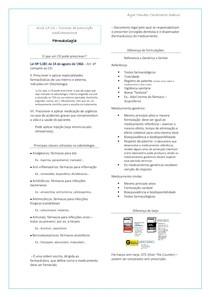 Normas de prescrição medicamentosa