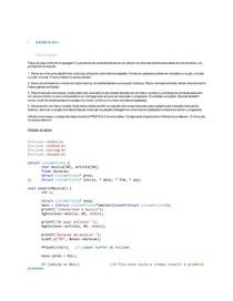 ATIVIDADE PRÁTICA Estrutura de Dados