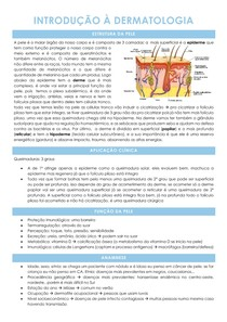Introdução à dermatologia