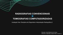 Radiografias x Tomografia, GABRIELLE PIATI