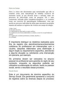 Como fazer a metodologia de um relatorio