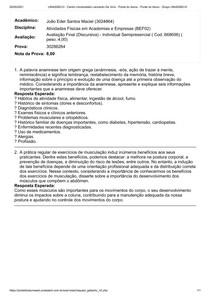 Atividades Físicas em Academias e Empresas 2
