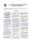 Novo Código de Processo Civil em PDF (para impressão frente e verso)