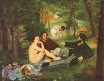 Edouard Manet - the_luncheon_on_the_grass
