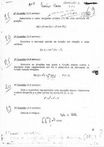 Prova Cálculo II - arquivo 3