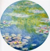 Water Lilies11-Claude Monet