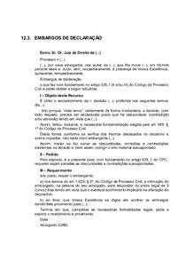 Modelo De Embargos Do Direito Do Dissertação June 2019 Ajuda