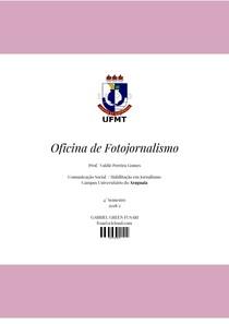 Caderno de Oficina de Fotojornalismo