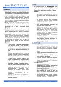 [CIR] Pancreatite Aguda