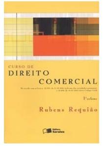 Curso de Direito Comercial Rubens Requião