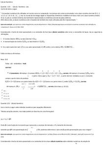 calculo numerico uninter