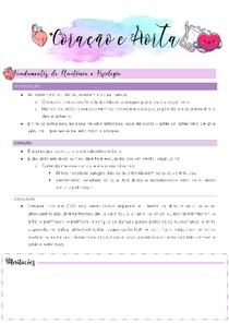 Resumo - Coração e Aorta (Semiologia)