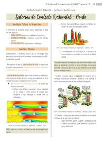 Resumo CTA Ventilação Natural