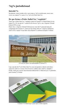 Órgão Jurisdicional