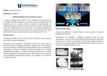 Métodos Radiográficos de Localização de Imagens