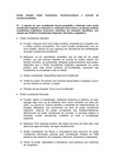 Poder Constituinte, Constitucionalismo e Controle de Constitucionalidade.