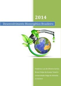 Desenvolvimento Bionergético Brasileiro