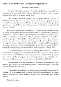Artigo_kelsen_Teoria Pura do Direito e sociologia compreensiva - Artigos - Jus Navigandi