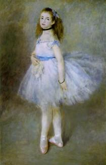 Renoir - The dancer large