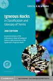 LE MAITRE, 2002   IGNEOUS ROCKS; A CLASSIFICATION AND GLOSSARY OF TERMS
