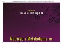 nutrição e metabolismo em cirurgia bariátrica