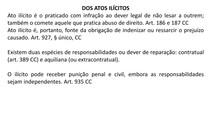 Ato ilícito (1)