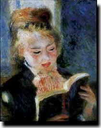 Renoir - La liseuse